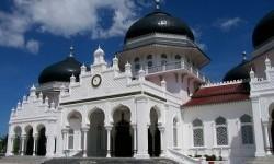 Masjid Raya Baiturrahman Gelar Shalat Tarawih
