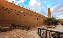 Arsitektur  Arab Saudi Terinspirasi Istana di Riyadh