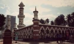 Menelusuri Masjid Bersejarah di Kuala Lumpur