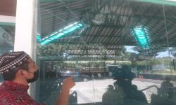 Masjid di Bandung Dirusak, Kerugian Ditaksir Rp 5 Juta