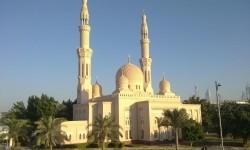 Masjid di Dubai Kenalkan Biografi Sahabat Nabi Lewat Kode QR