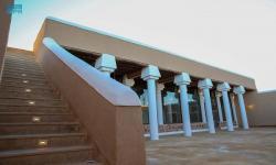 Masjid Bersejarah di Hail, Arab Saudi Dibuka Usai Direnovasi