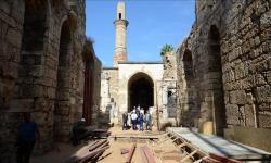 Masjid Menara Terpotong Warisan Seljuk Dibuka Kembali