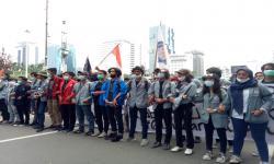 Demo Kembali Digelar, Polda Metro Amankan Sejumlah Titik