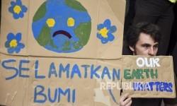 KLHK: 6.885 Wilayah Rentan Terdampak Perubahan Iklim