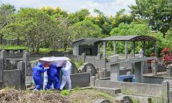 Bandarlampung Siapkan Pemakaman Khusus Pasien Covid-19