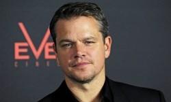 Matt Damon Ikutan <em>Syuting Thor: Love and Thunder</em>