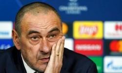 Sarri: Juventus Bakal Tampil Beda Vs Lyon
