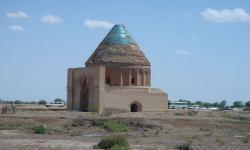Kunya-Urgench, Monumen Islam di Asia Tengah