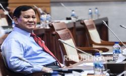Prabowo Usul Dokumen Strategis Sishankamrata Dijadikan UU