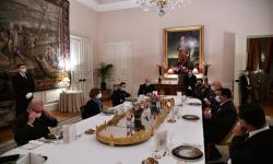 Prabowo Bahas Penguatan Alutsista dengan Menhan Prancis