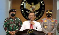 Mahfud MD Harapkan Pelaksanaan PON di Papua Berjalan Aman
