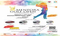 Menpora Golf Open Tournament 2021 Digelar Bulan Depan