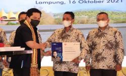 Menteri BUMN akan Dirikan RS Otak dan Jantung di Lampung
