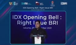Erick Thohir Sebut <em>Rights Issue</em> BRI Spesial