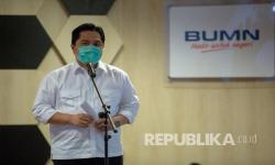 Erick Thohir Ingin BUMN Ciptakan Tren Protokol Kesehatan