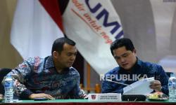 Erick Thohir Minta Kementerian BUMN Solid Hadapi Covid-19