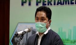 Bantu Produksi APD, Erick Thohir: Mengapa tidak