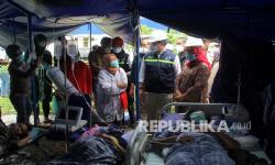 Korban Meninggal Gempa Sulbar Bertambah Jadi 90 Jiwa