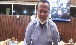 Menteri KKP dan Barang Bukti dalam Proses Pemeriksaan KPK