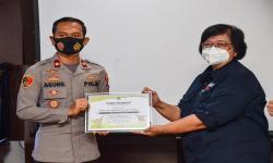 Minister of Environment Appreciates Orangutan's Rescue