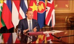 Hari Ini, Inggris Resmi Jadi Mitra Dialog ASEAN