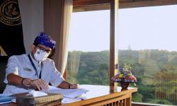 Sandiaga Ajak Diaspora di Qatar Promosikan Pariwisata RI