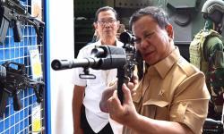 SMRC: Elektabilitas Prabowo Unggul Jauh dari Ganjar & Anies