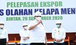 Pemerintah Genjot Pengembangan KEK Galang Batang
