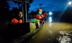 Penyakit Kutu Air Serang Korban Banjir di HST