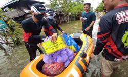 PT Arutmin Lakukan Aksi Kemanusiaan di Wilayah Banjir Kalsel