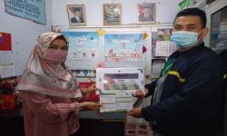 MIS Azrina Donasi untuk Palestina Lewat DD Waspada