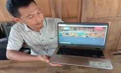 Inovasi Saat Wabah, Jebolan Amikom Ini Buka Jasa Sewa Laptop