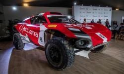 Jenson Button Ikuti Balapan Extreme E