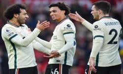 Klopp: Kemenangan 5-0 Liverpool Atas MU Gila dan tak Terduga