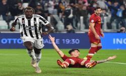 Serie A: Babak Pertama, Juventus Unggul Satu Gol atas Roma