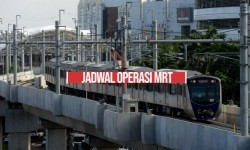 Jadwal Operasi MRT