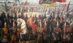 Corona dan Konstantinopel