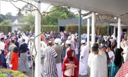 Muslim Selandia Baru Siap Rayakan Idul Fitri di Eden Park