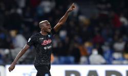 Osimhen Bawa Napoli ke Puncak Klasemen Sementara Serie A