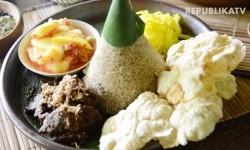Nasi Minyak Batanghari Kaya Alkulturasi