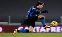 Nicolo Barella, pemain andalan Inter Milan dan timnas Italia.