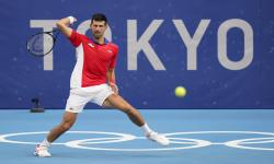Tumbang di Olimpiade, Mimpi Djokovic Raih Golden Slam Pupus