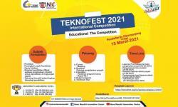 NIC Bina Mahasiswa Ikut Lomba Internasional Teknofest 2021