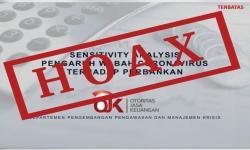 OJK Malang Minta Masyarakat Waspada Hoaks Tarik Dana di Bank