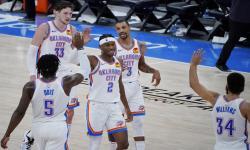 Oklahoma City Thunder Tanpa Penonton Hingga Akhir Musim