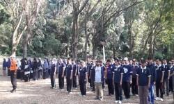 Atasi Covid-19, Wali Santri Husnul Kumpulkan Donasi