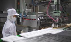 Pabrik Aice Group Raih Zero Finding Sertifikasi ISO 9001