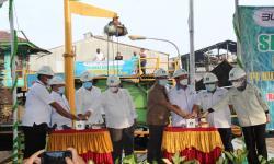 PG Bunga Mayang Produksi 55 Ribu Ton Gula Putih Kristal