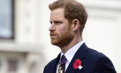 Pangeran Harry Hadiri Pemakaman Pangeran Philip tanpa Meghan